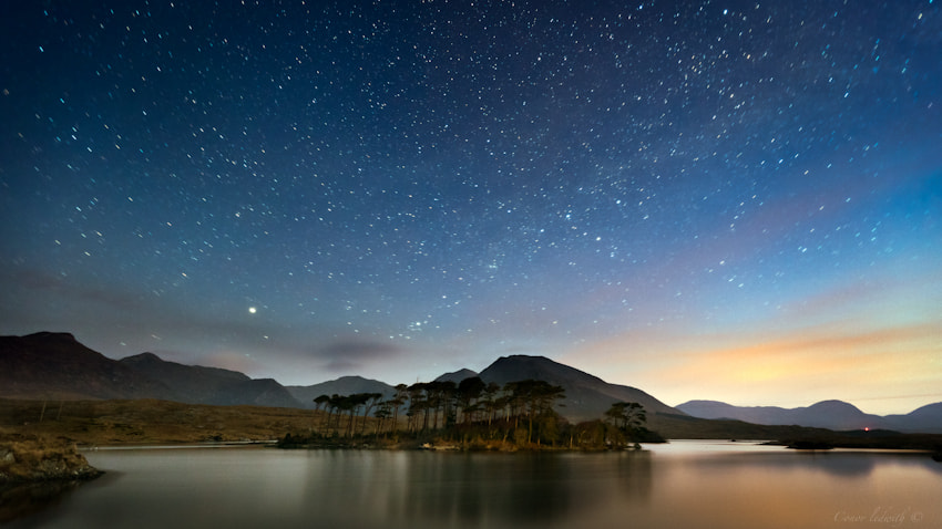 Photograph Pine Island Connemara by conor ledwith on 500px