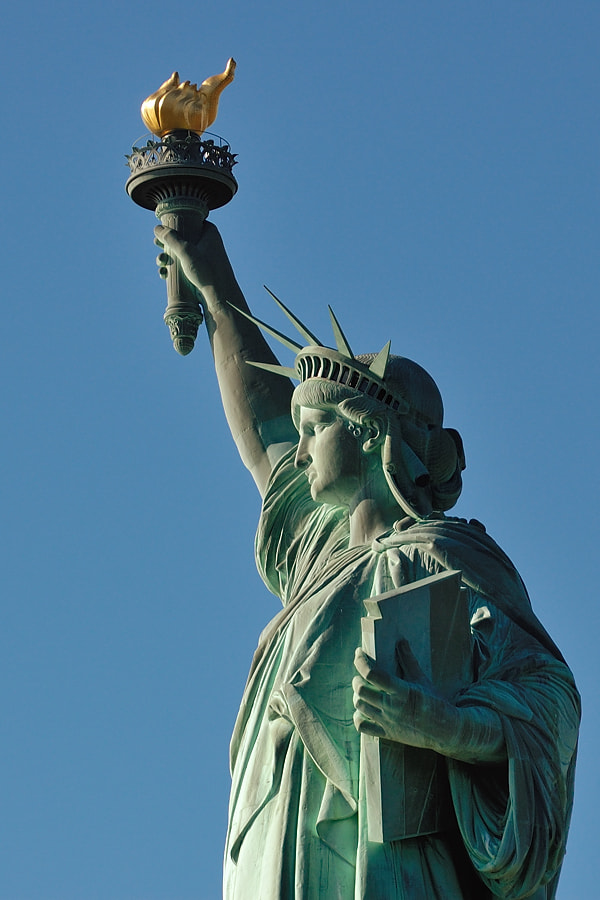 Photograph Lady Liberty by Jimmy De Taeye on 500px