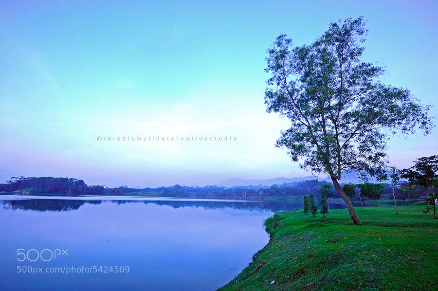 Photograph Tasik Metropolitan Kepong by Mohd Zaidi Ismail on 500px