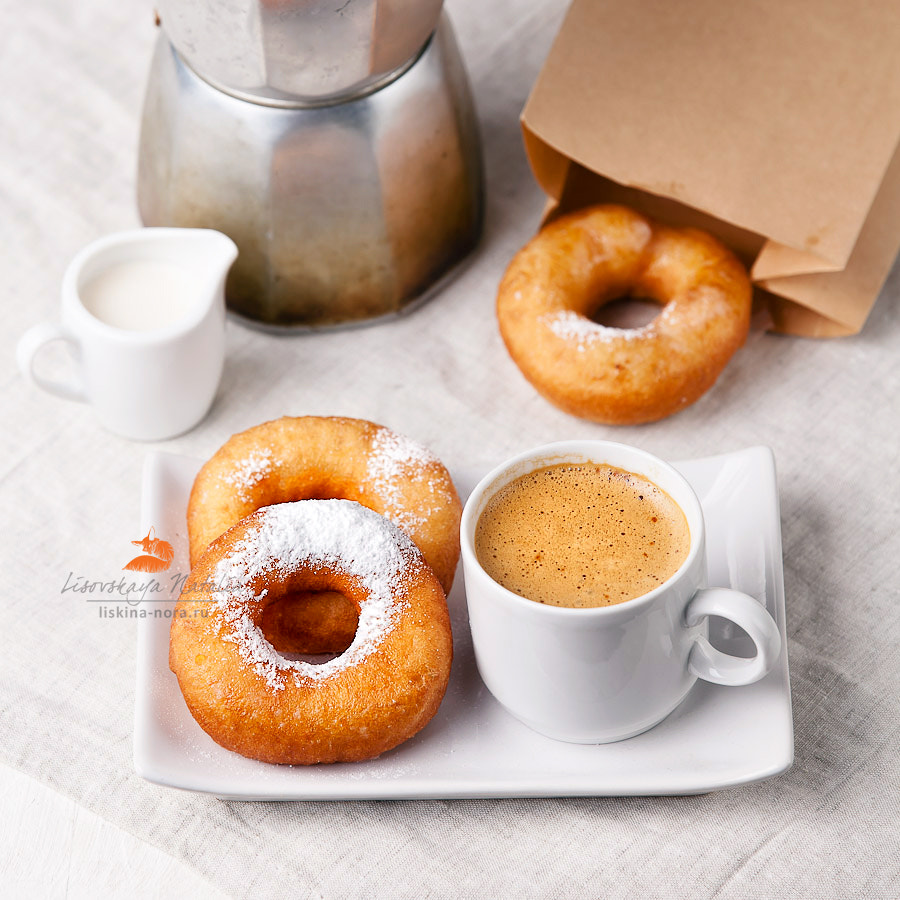 Photograph donuts and coffee by Natalia Lisovskaya on 500px