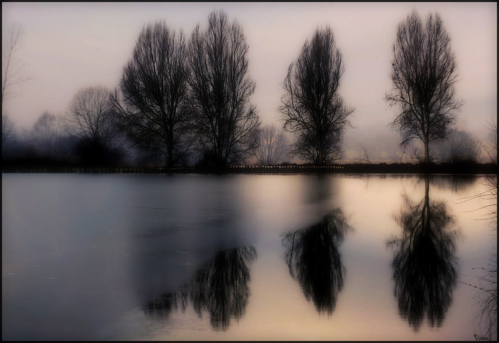 Photograph Miroir de l'aube... by Valou Perron on 500px