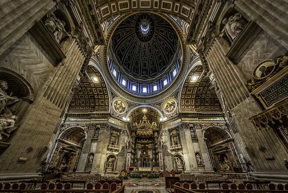 Photograph St Peter's Basilica by richard sherman on 500px