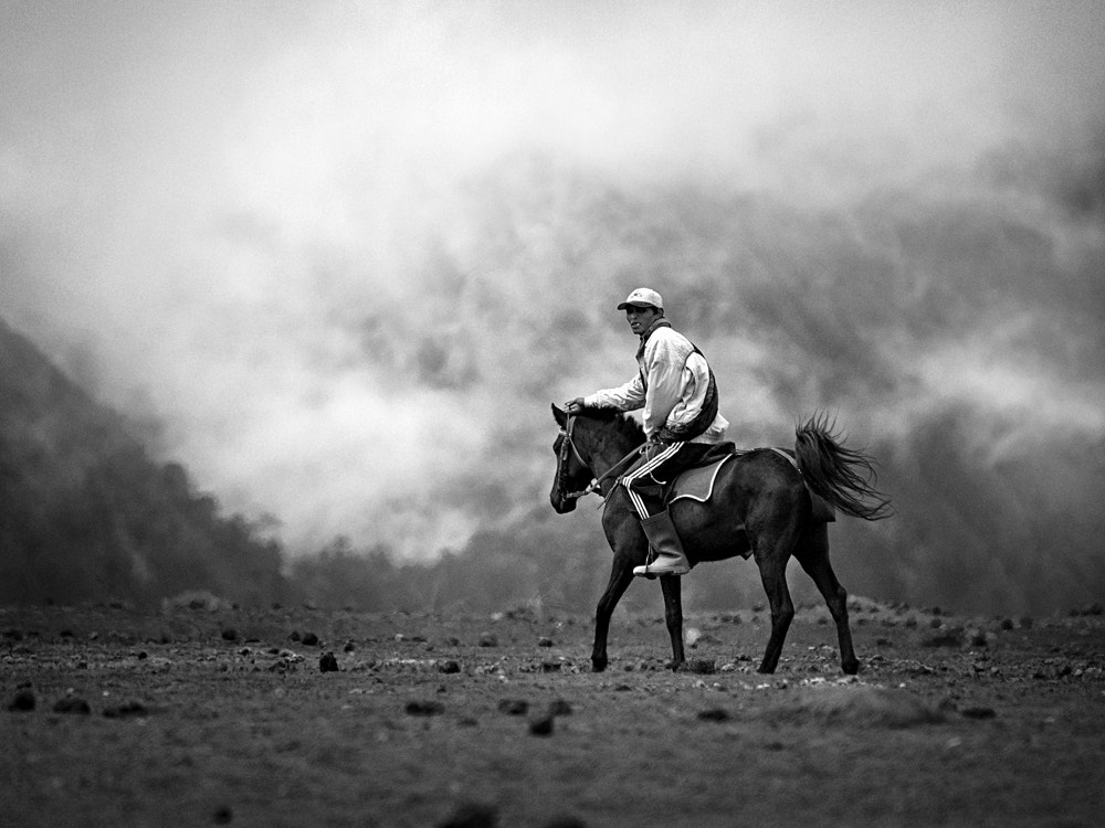 Photograph riding to the cloud by Irawan Subingar on 500px