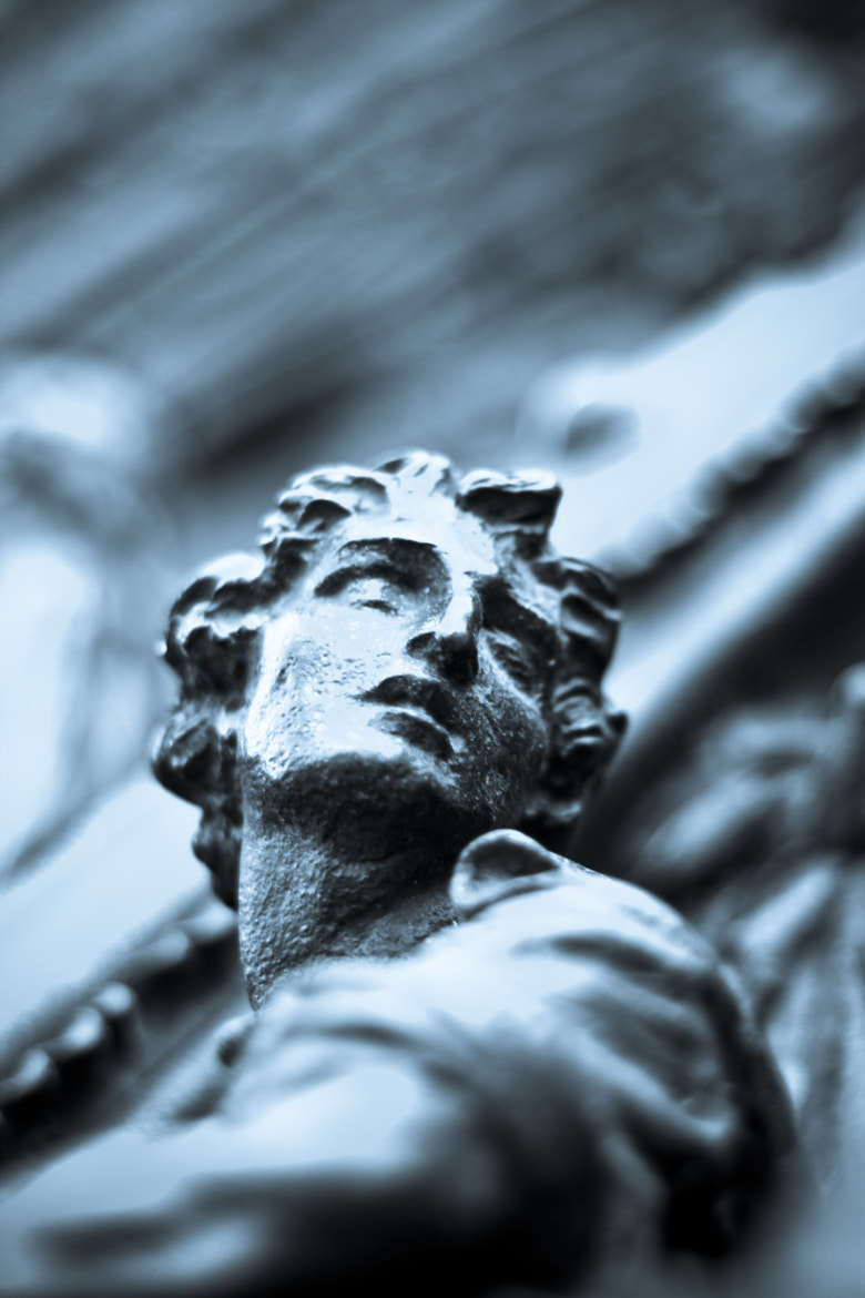Photograph Statue 2 by Abhijeet Dinge on 500px