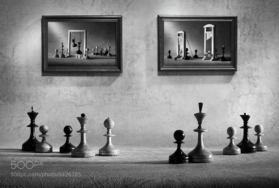Photograph In the museum by Victoria Ivanova on 500px