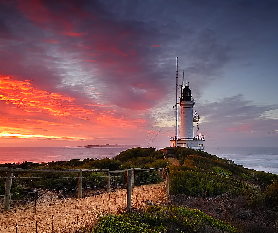 Photograph Morning lighthouse :-) by Ray Yang on 500px