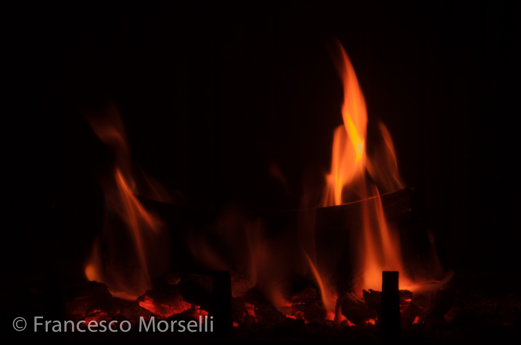 Photograph fire... by Francesco Morselli on 500px