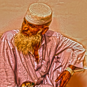 The old man by Imam Muchdin (ImamMuchdin)) on 500px.com