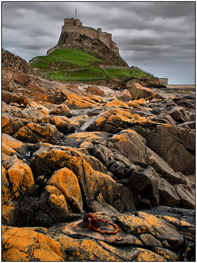 Photograph Lindisfarne by Terry Cowlishaw on 500px