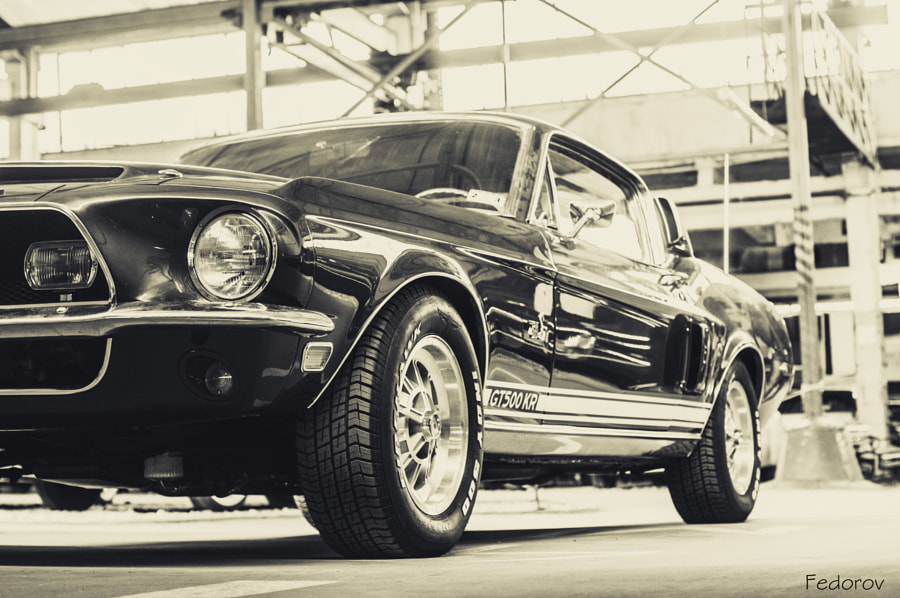 Ford Mustang Shelby GT500KR by Alexandr Fedorov on 500px.com