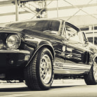 ������, ������: Ford Mustang Shelby GT500KR