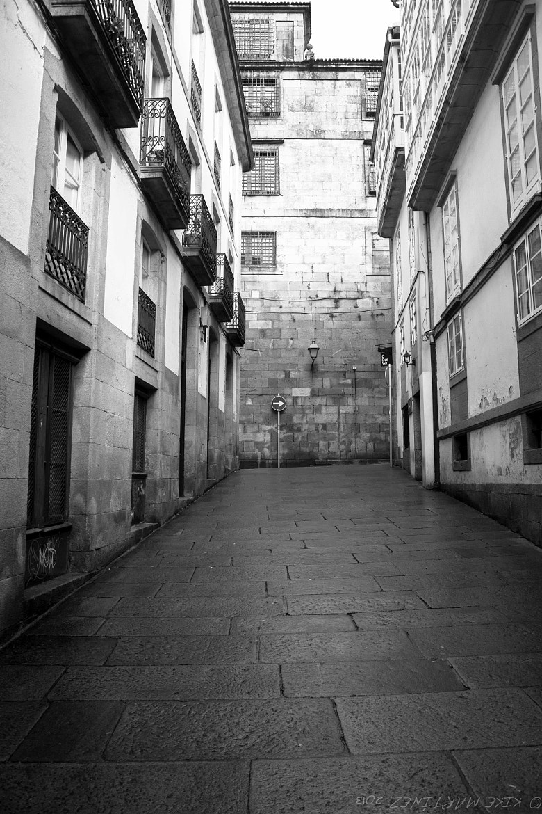 Photograph CALLE DE SANTIAGO-2 by Kike Martínez  on 500px