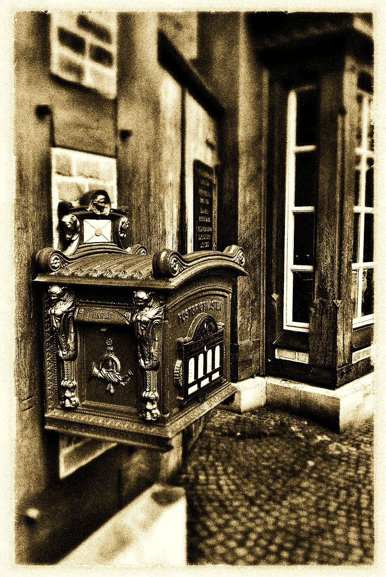 Photograph Letterbox by head crash on 500px