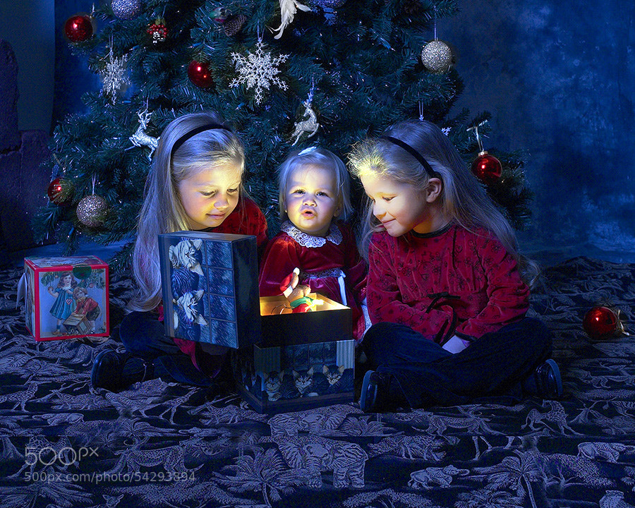 Photograph The magic of Christmas and light by Don Harper at The Edge on 500px