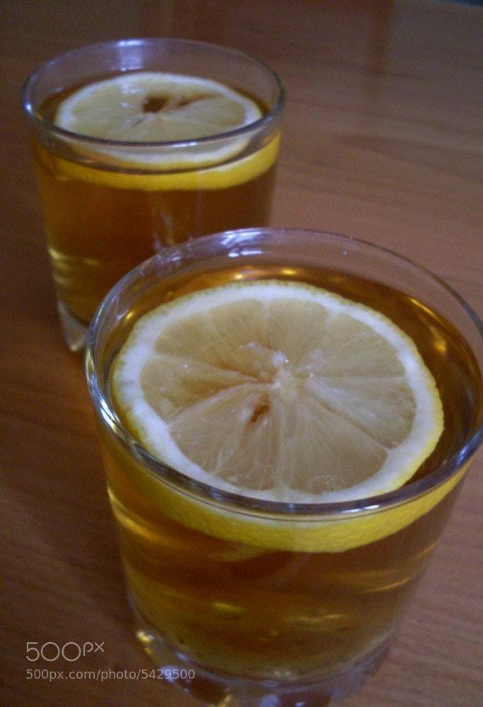 Photograph Теа with lemon by Svetlana Vlassenko on 500px
