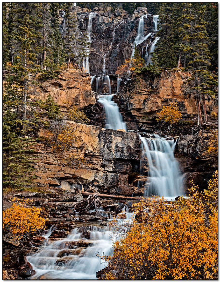 Photograph Water cascade by Jameel Hyder on 500px