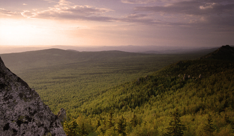 Photograph The Ural mountains. by Павел Мартюшев on 500px