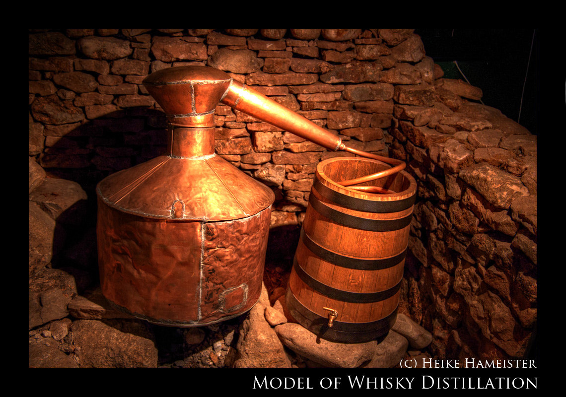 Photograph Model of Whisky Distillation by Heike Hameister on 500px