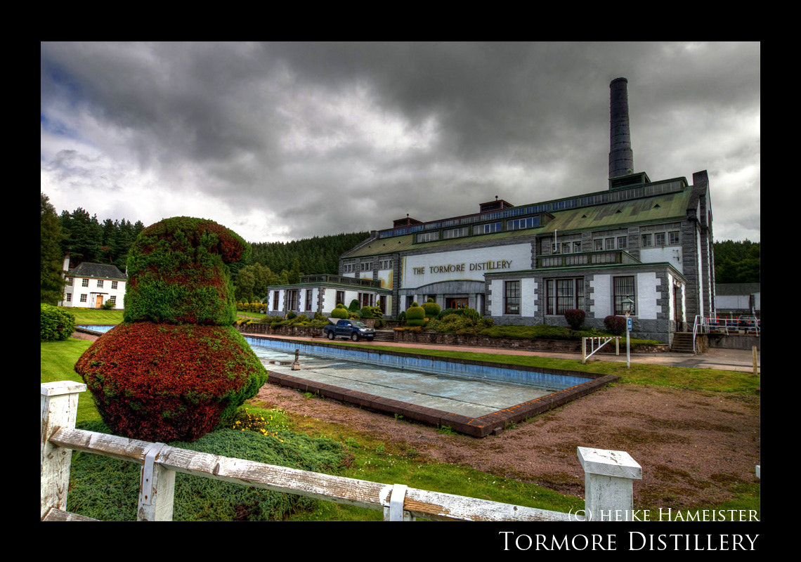 Photograph Tormore Distillery by Heike Hameister on 500px