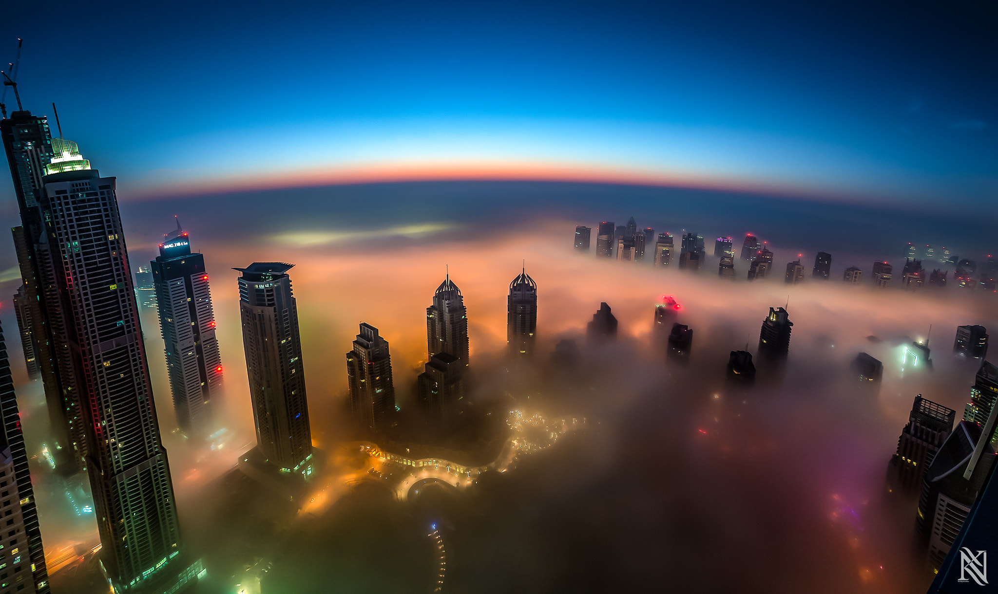 Photograph Urban Cotton Candy by Karim Nafatni on 500px