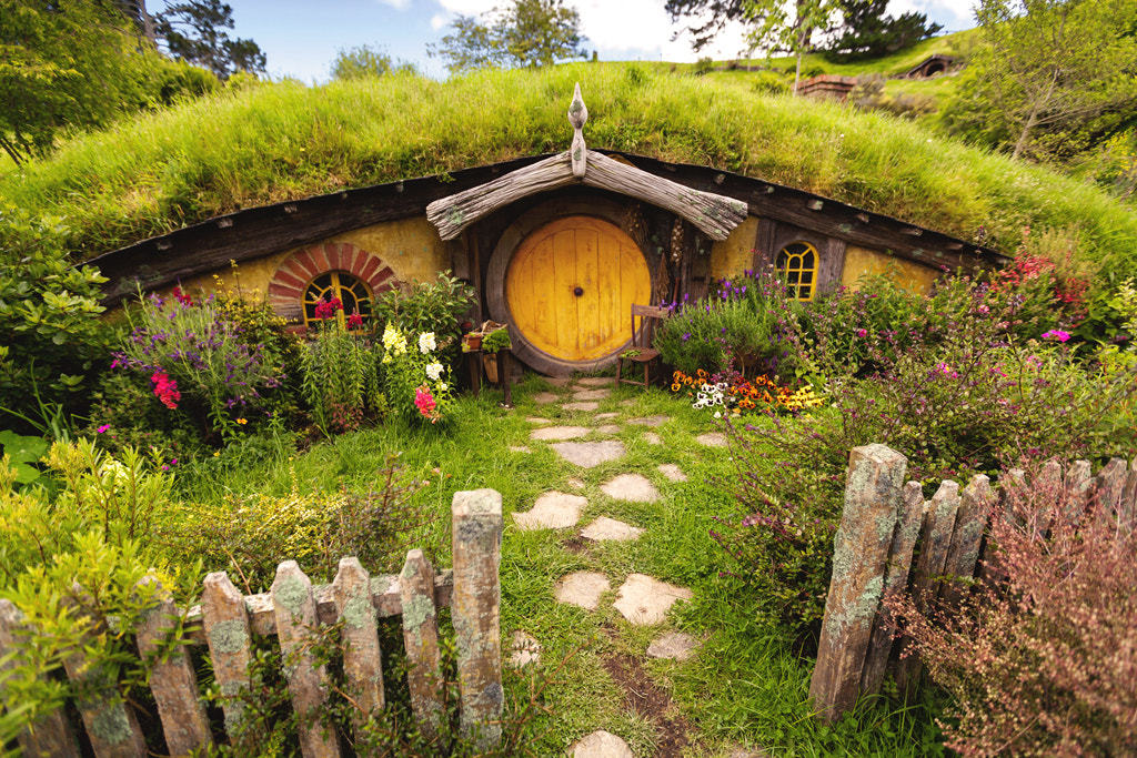 Photograph hobbiton by Dara Pilyugina on 500px