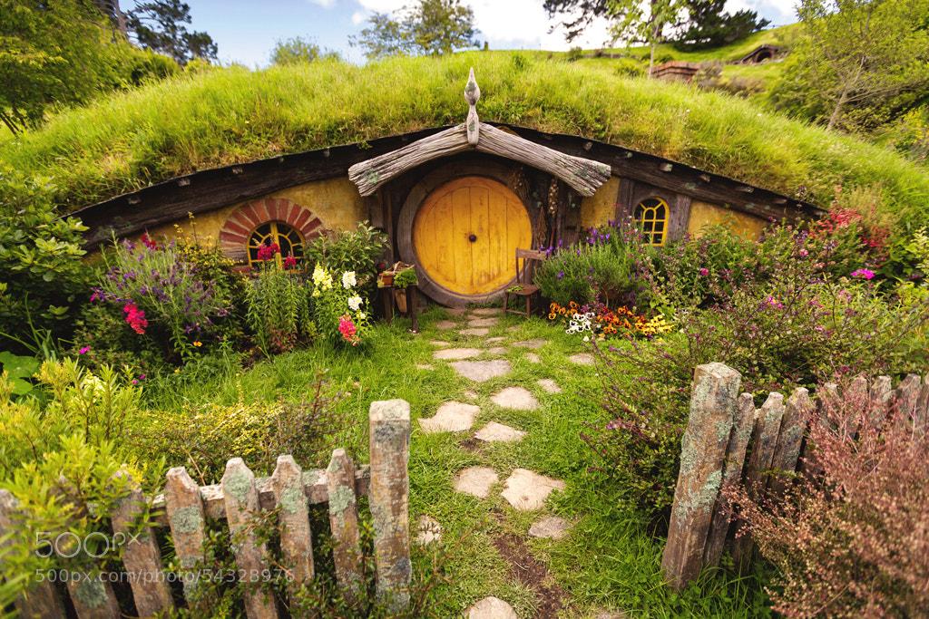 Photograph hobbiton by Dara Pilyugina on 500px