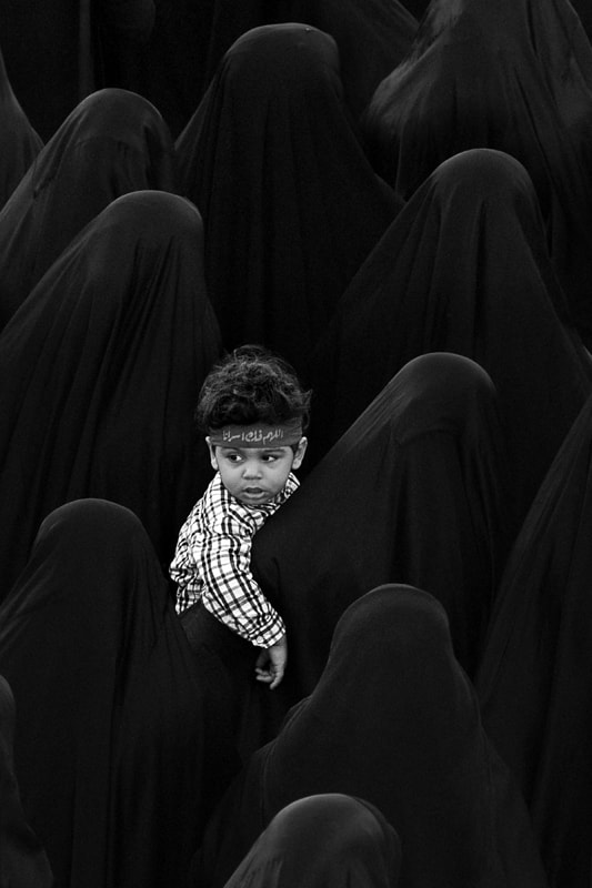 Photograph Child and darkness by Isa Ebrahim on 500px