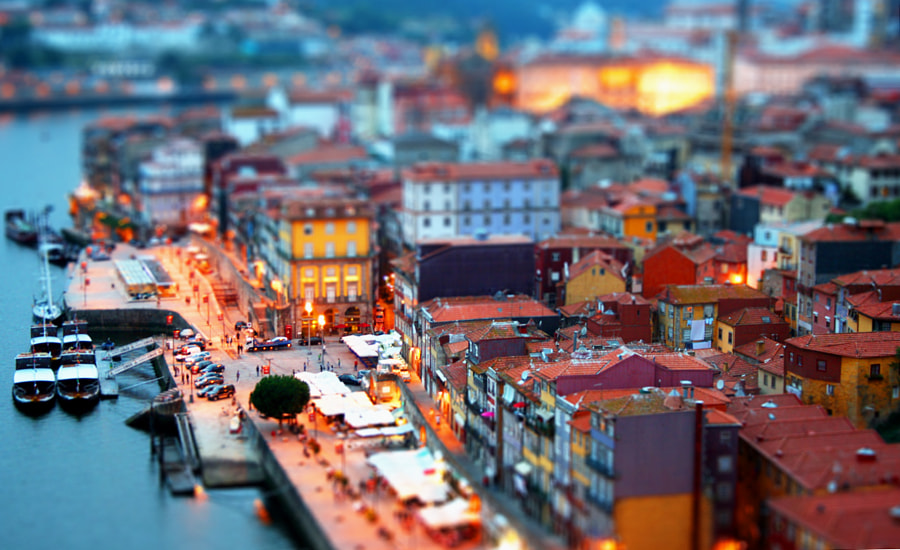Porto by Viktorija No on 500px.com