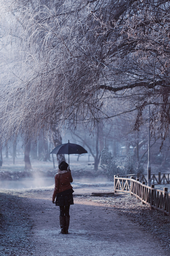cold memories by Muna Nazak on 500px.com