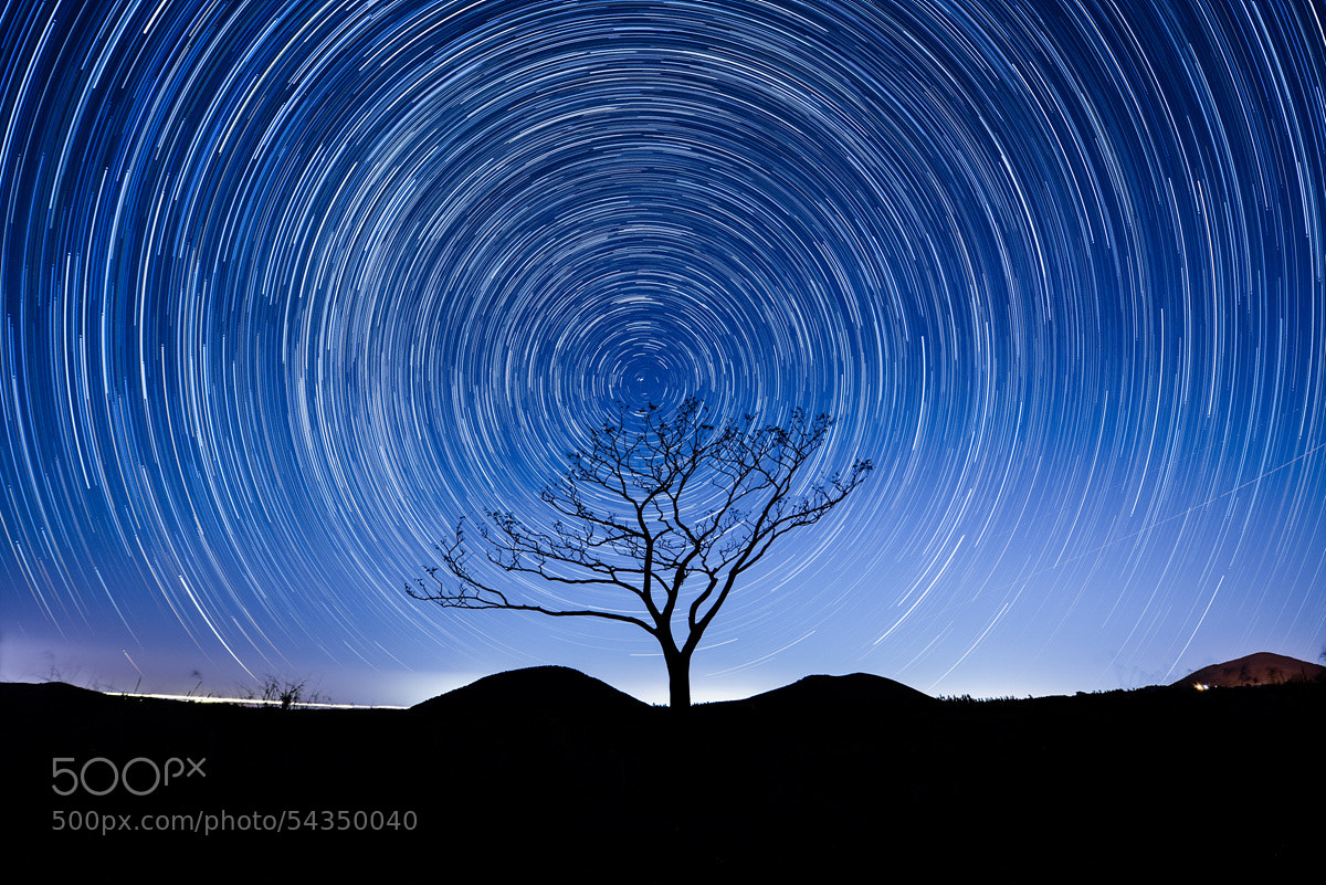 Photograph startrails by Mr. King on 500px