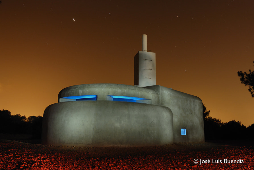 Photograph Bunker by José Luis Buendía on 500px