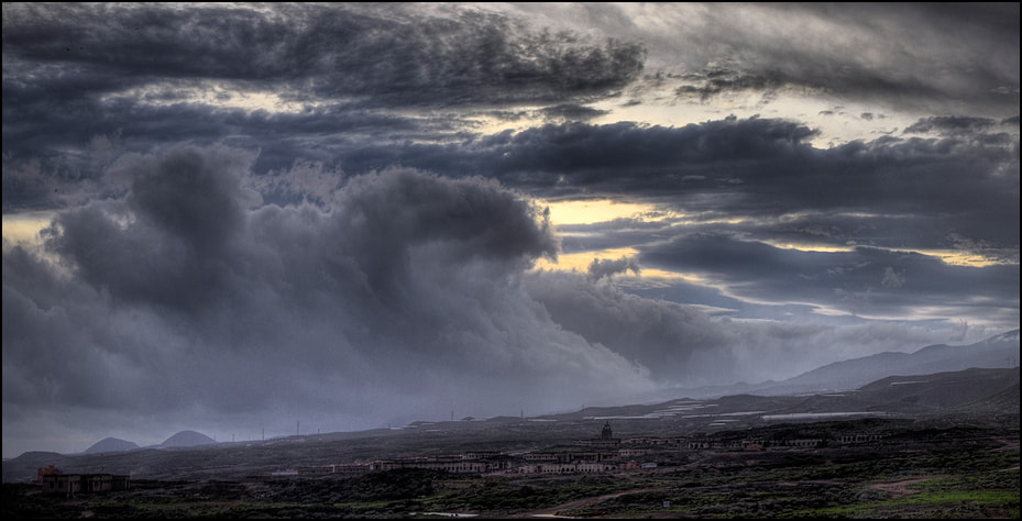 Photograph Wave of Clouds by Jan Geerk on 500px