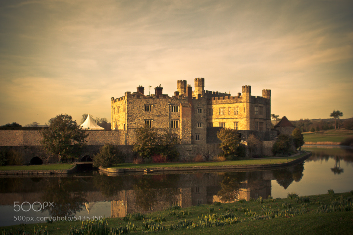 Photograph Leeds Castle by Asif Patel on 500px