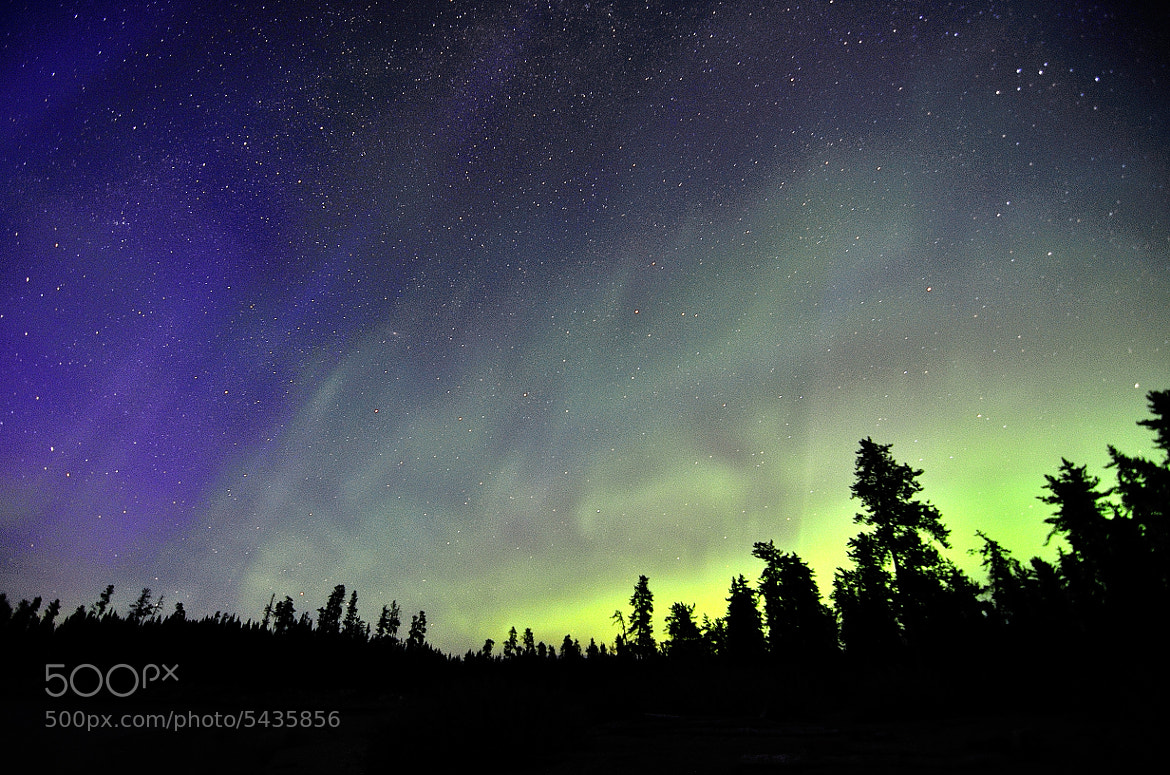 Photograph Borealis Green Flash. by Marc Labelle on 500px