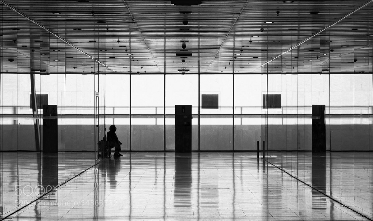 Photograph Waiting by susges on 500px