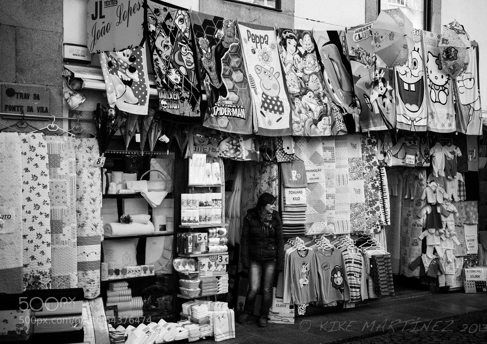 Photograph TOALHAS by Kike Martínez  on 500px