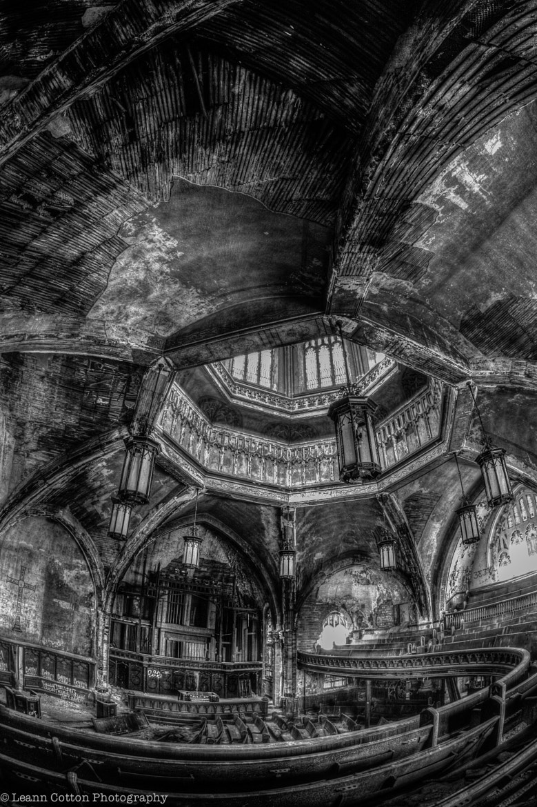 Photograph The Pipe Organ by Leann Cotton  on 500px