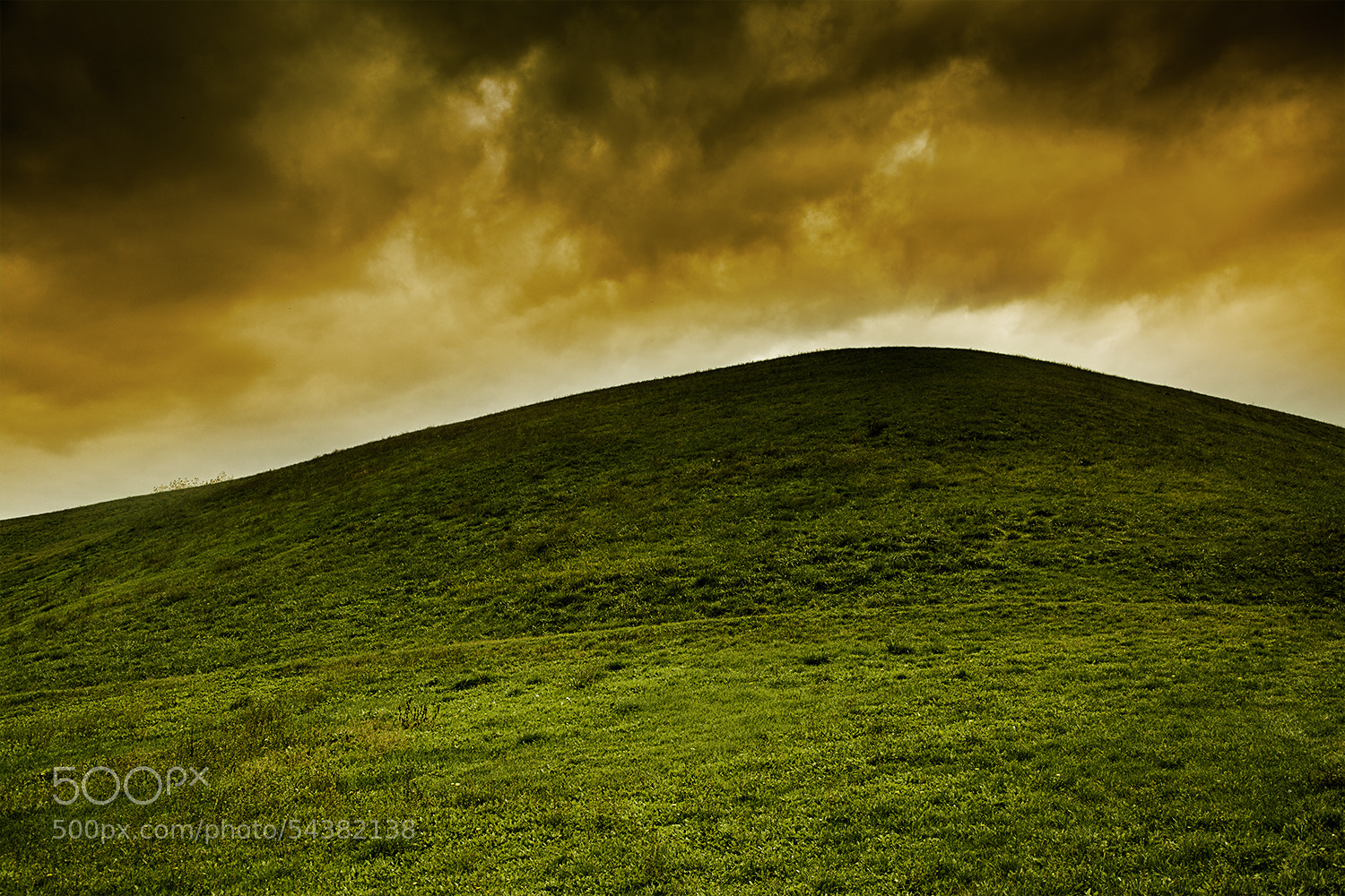 Photograph Hill by Ivan Bertusi on 500px