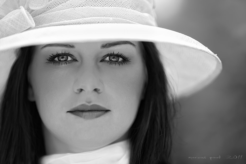 Photograph blue eyes by Marcus Pauli on 500px