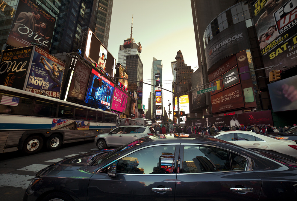 Photograph New York by Valentijn Tempels on 500px