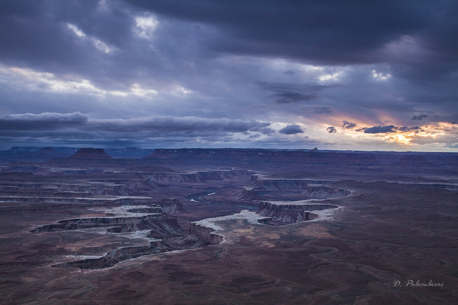 Photograph Green River Overlook, Canyonlands National Park - Utah by Dominique  Palombieri on 500px