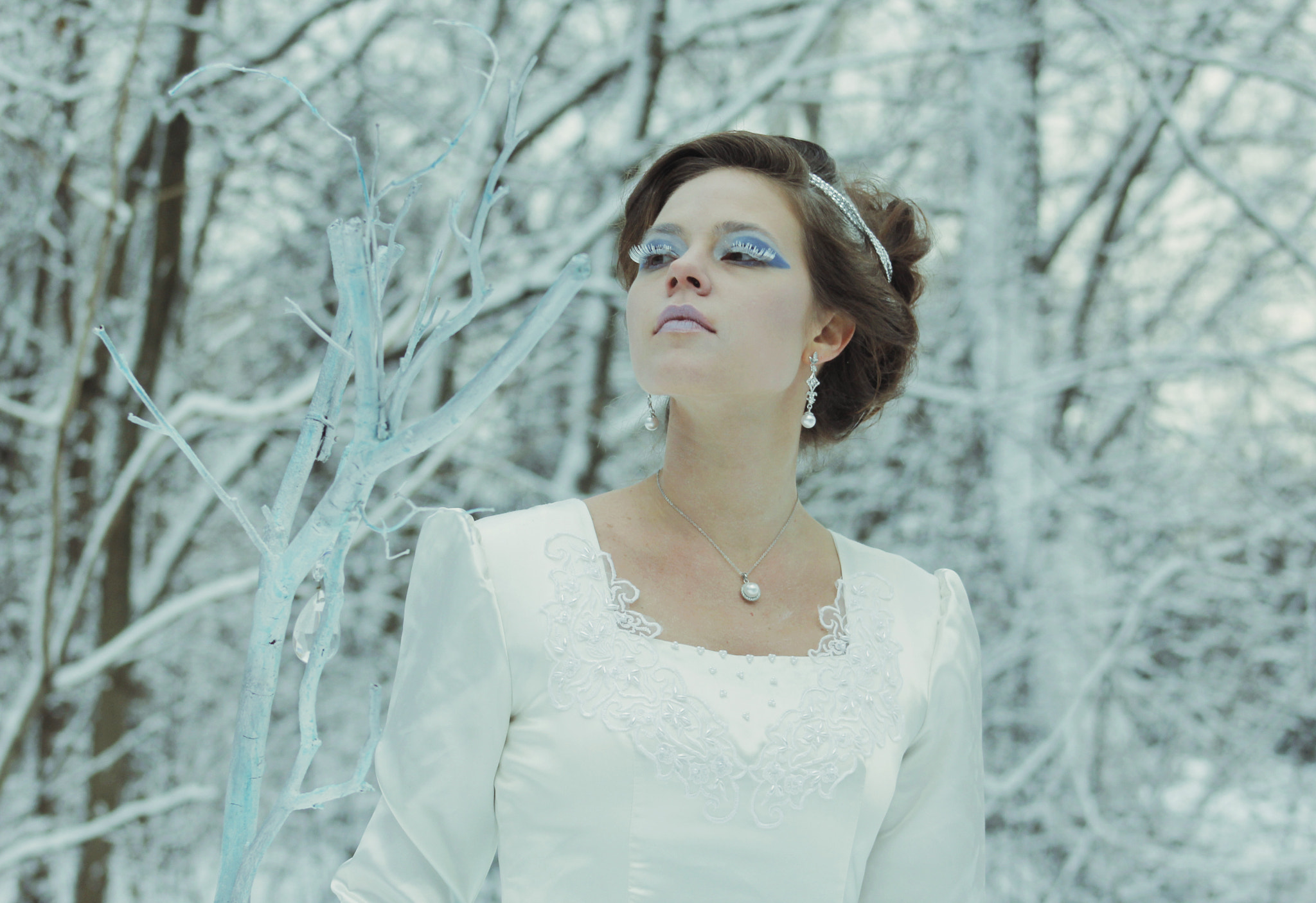 Photograph Snow Queen by Mistery Lady on 500px