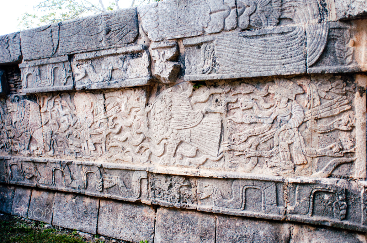 Photograph mayan stone carvings by dmytro gutsol on px