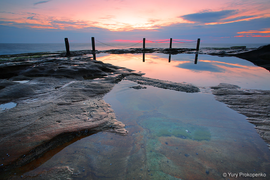 Photograph Sunrise @ South Coogee by Yury Prokopenko on 500px