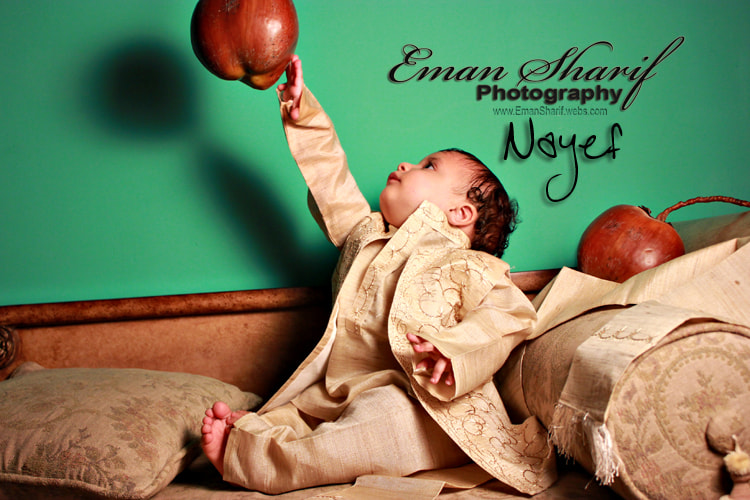 Photograph Baby Portrait - coconuts by Eman Sharif on 500px