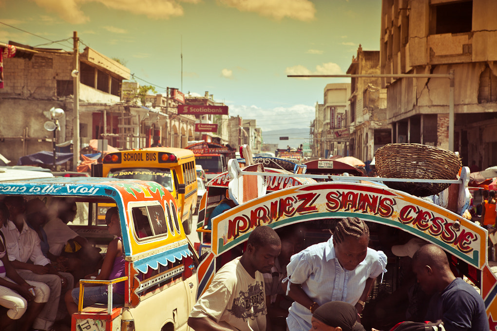Photograph Port au Prince by Caleb Magnino on 500px