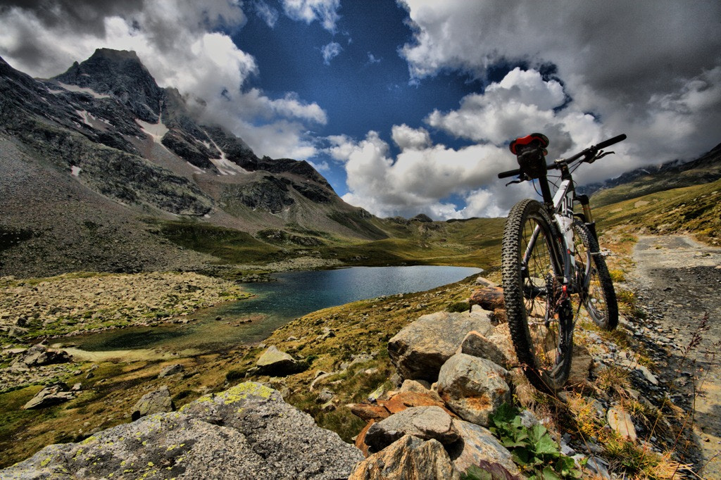 Photograph MTB by Andrea Casati on 500px