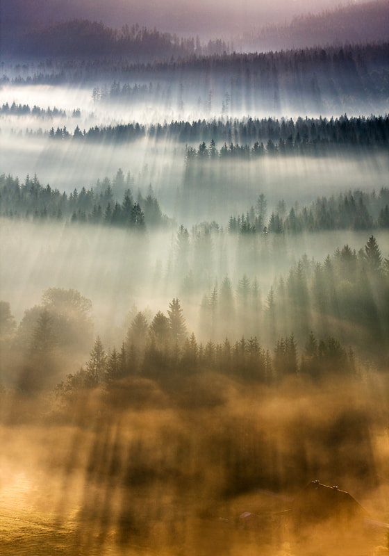 Photograph Mountain hut by Marcin Sobas on 500px