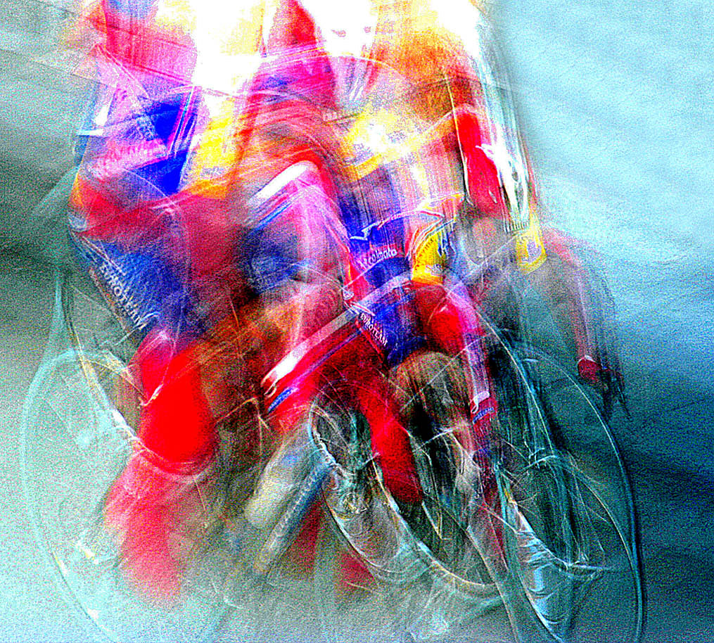 Photograph Futurism Art Bicycle by saro di bartolo on 500px
