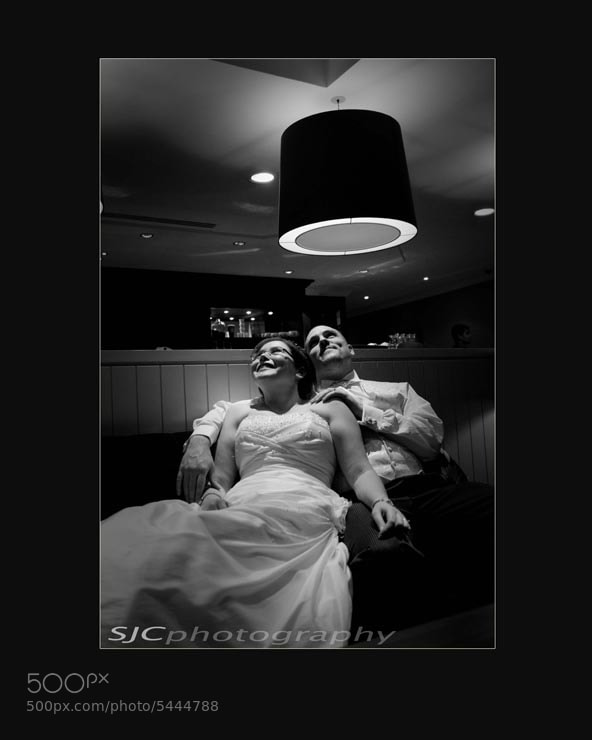 Photograph Bride and Groom by steve Chatterton on 500px